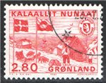 Greenland Scott 164 Used