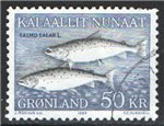 Greenland Scott 141 Used