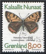 Greenland Scott 318 Used