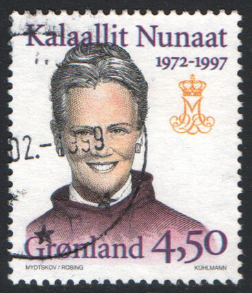 Greenland Scott 314 Used