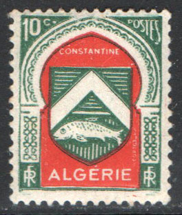 Algeria Scott 210 Mint