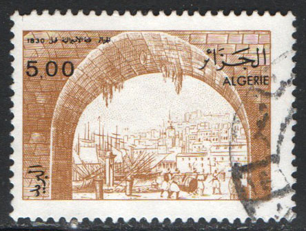 Algeria Scott 781 Used
