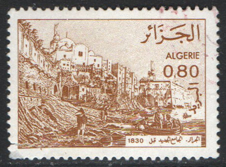 Algeria Scott 687 Used