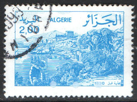 Algeria Scott 733 Used