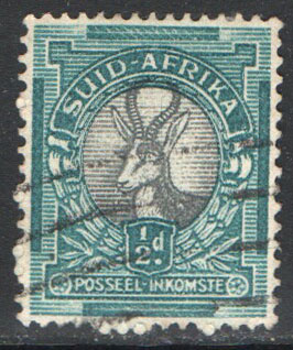 South Africa Scott 46b Used