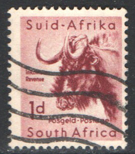 South Africa Scott 201 Used
