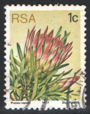 South Africa Scott 475 Used