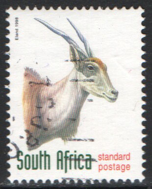 South Africa Scott 1036C Used