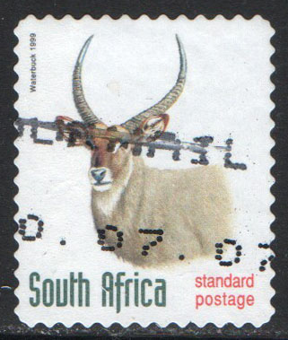 South Africa Scott 1052F Used