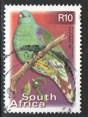 South Africa Scott 1197 Used