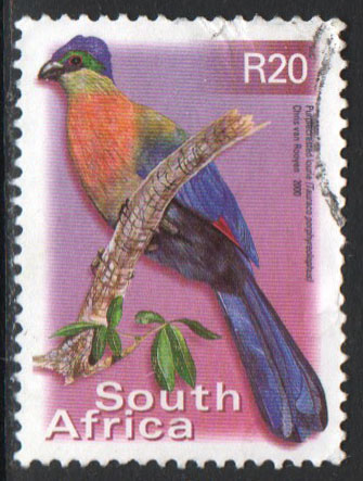 South Africa Scott 1199a Used