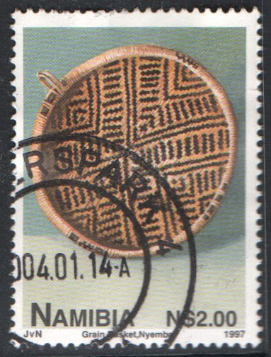 Namibia Scott 833 Used