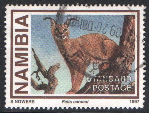 Namibia Scott 825 Used