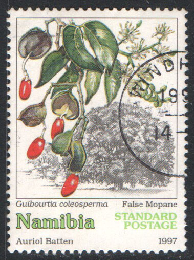 Namibia Scott 849 Used