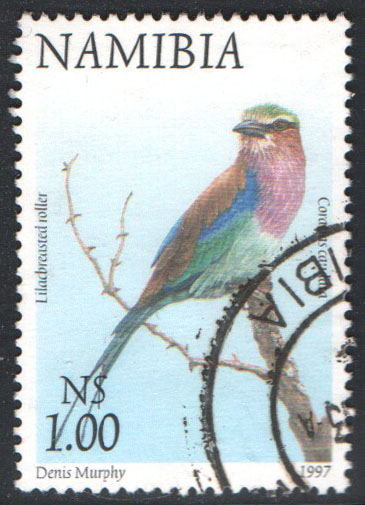 Namibia Scott 862 Used