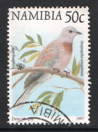 Namibia Scott 859 Used