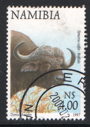 Namibia Scott 868 Used