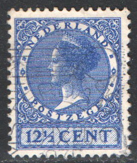 Netherlands Scott 180 Used