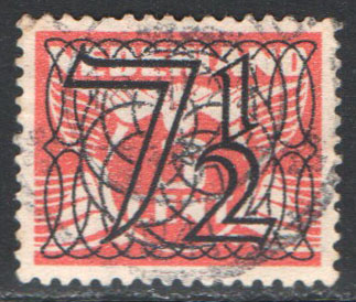 Netherlands Scott 228 Used