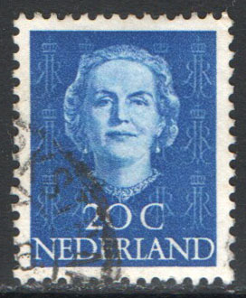 Netherlands Scott 311 Used