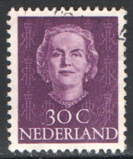 Netherlands Scott 313 Used