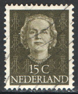 Netherlands Scott 310 Used
