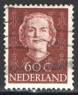 Netherlands Scott 318 Used