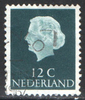 Netherlands Scott 345 Used