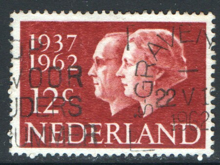 Netherlands Scott 389 Used