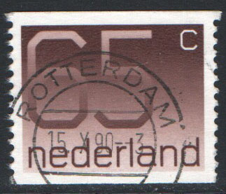 Netherlands Scott 554 Used