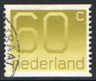 Netherlands Scott 553 Used