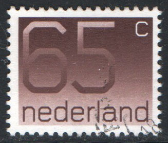 Netherlands Scott 545 Used