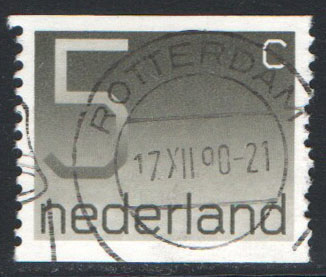 Netherlands Scott 546 Used