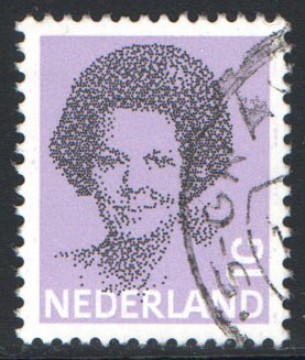 Netherlands Scott 624 Used