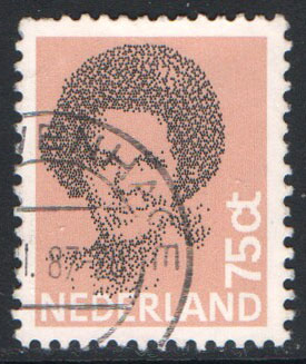 Netherlands Scott 622 Used