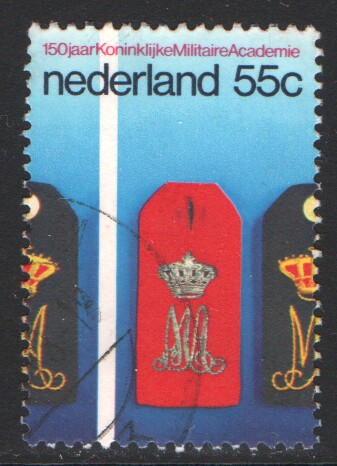 Netherlands Scott 582 Used