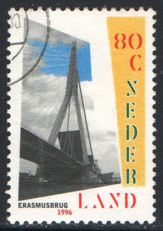 Netherlands Scott 937 Used