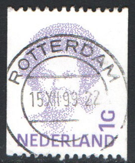 Netherlands Scott 912 Used