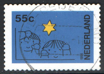 Netherlands Scott 916 Used