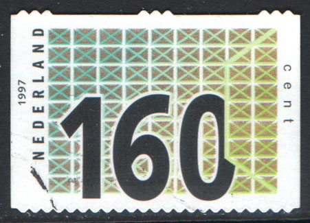 Netherlands Scott 953 Used