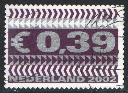 Netherlands Scott 1105 Used