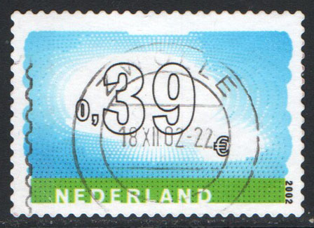 Netherlands Scott 1074 Used