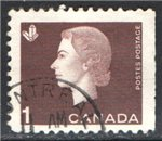 Canada Scott 401as Used