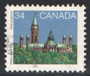 Canada Scott 925as Used
