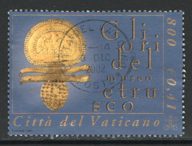 Vatican Scott 1197 Used