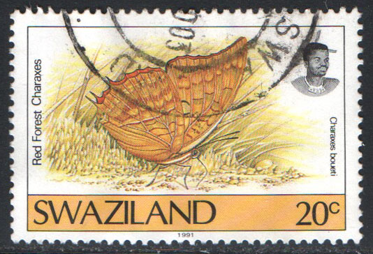 Swaziland Scott 603 Used