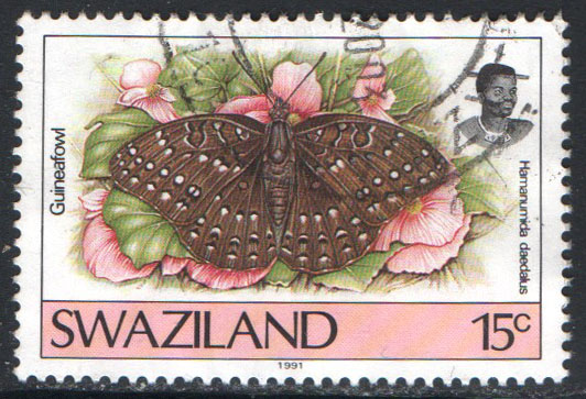 Swaziland Scott 602 Used