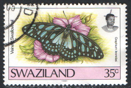 Swaziland Scott 606 Used