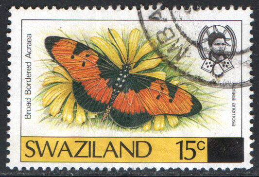 Swaziland Scott 575 Used