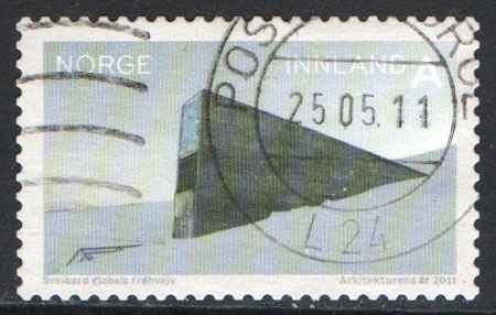Norway Scott 1644 Used